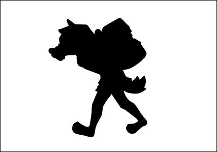 UVERworldオリジナルフィギュア(ウルフ)